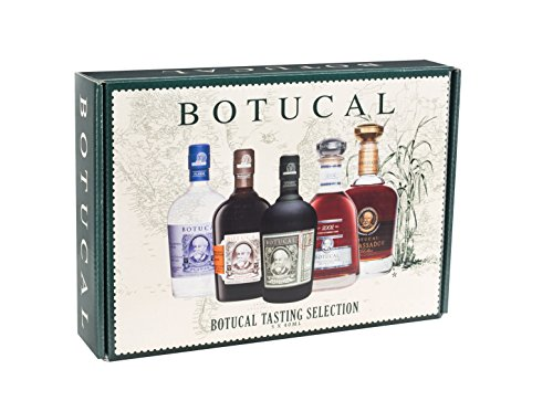 Rum Tasting Botucal (5x 40ml - für 2 Pers.)