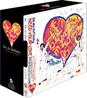 NEED YOUR LOVE(CD+DVD+T-SHIRT[VAN])(ltd.) by DO AS INFINITY (2005-02-16)