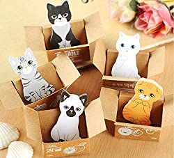 They're going to love these cat sticky notes! The best Gift Ideas for Veterinarians