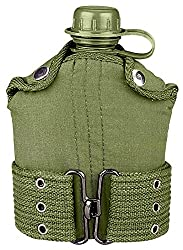 Kids Army Canteen and Belt