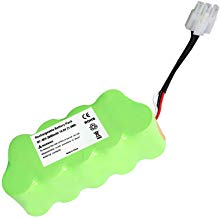 10.8V 2000mah Battery Compatible for Shark XBT1106N SV1110 SV1106N SV1110N SV11O6N SV116N Cordless Stick Vacuum Coaster