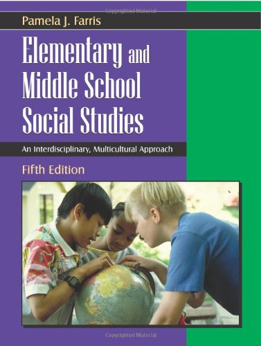 Elementary and Middle School Social Studies: An...