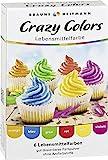 Brauns-Heitmann Crazy Colors Farbpulver: Farbe zum Einfärben von Desserts