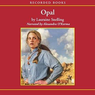 Opal audiobook cover art