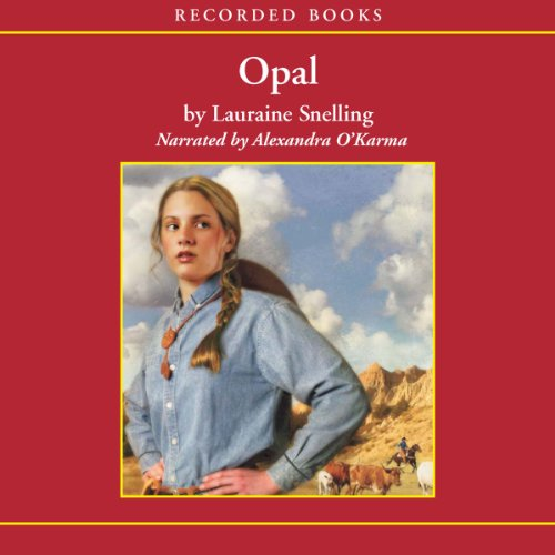 Opal  audiobook cover art