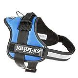 Julius-K9, Pettorina K9, Taglia: 0, Colore: Blu