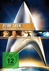 Cover: Star Trek II. - der Zorn des Khan