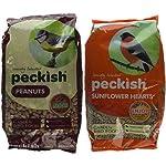 Peckish Peanuts For Wild Birds, 1 Kg + 1 Kg