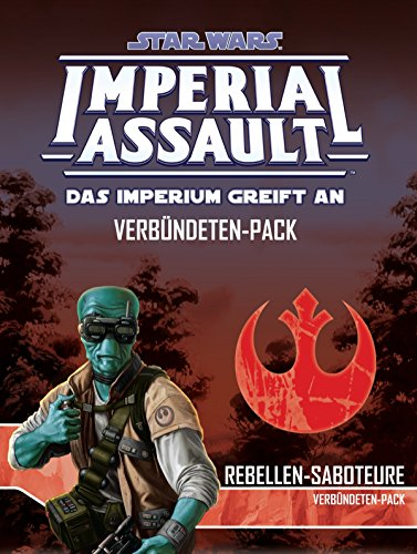 Heidelberger Spieleverlag HSV Star Wars I.A.: Rebellens