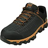 Timberland PRO Men's Powertrain Sport Alloy Safety Toe Electrical Hazard Athletic Work Shoe