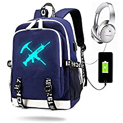 Fortnite inspired backpack