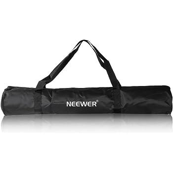 Lightweight Fovitec Dual Zippers Heavy Duty Durable Nylon 30 x 8 x 6 1x Photography /& Video Lighting Equipment Carrying Case -