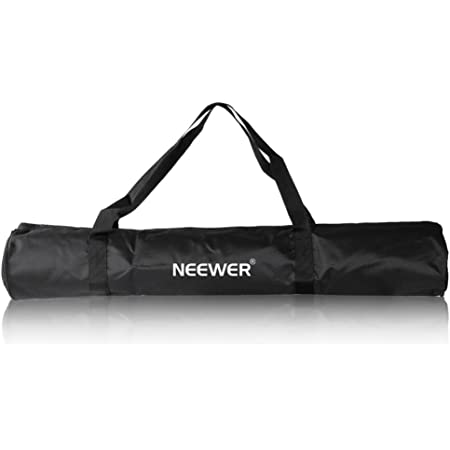Neewer 36x6.7x6 Inches/91x17x15 Centimeters Heavy Duty Photographic Tripod Carrying Case with Strap for Light Stands, Boom Stand, Tripod