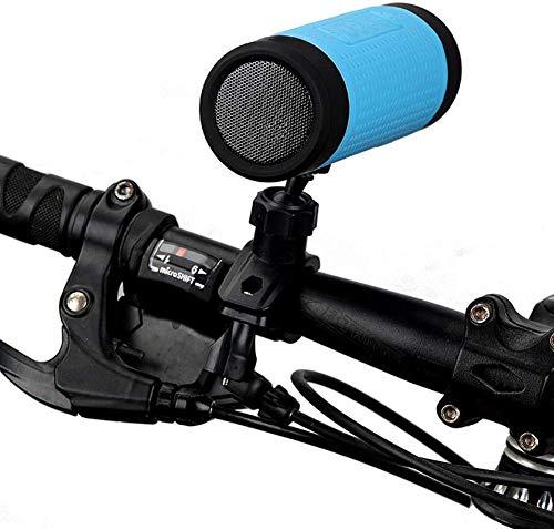 Fiets Licht, Oplaadbare USB Set Krachtige Fiets Voorlicht Met Handsfree Bluetooth Speaker Draagbaar, FM zender Radio En 4000Mah Powerbank