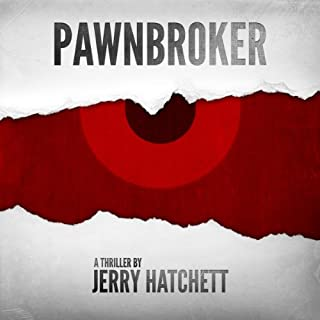 Pawnbroker audiobook cover art