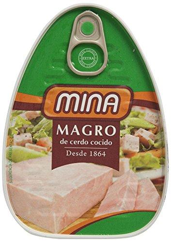 MINA - Magro De Cerdo Extra Lata 220Gr