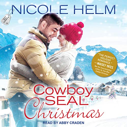 Cowboy SEAL Christmas  By  cover art