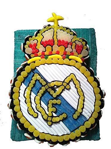 Tarta chuches Real Madrid futbol