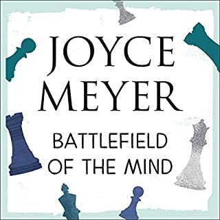 Battlefield of the Mind     Winning the Battle of Your Mind              By:                                                                                                                                 Joyce Meyer                               Narrated by:                                                                                                                                 Pat Lentz                      Length: 6 hrs and 25 mins     91 ratings     Overall 4.6