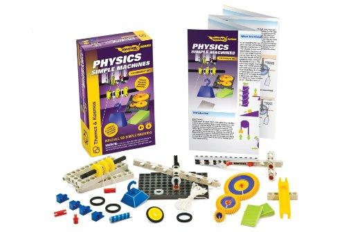 Thames & Kosmos Physique Simple Machines