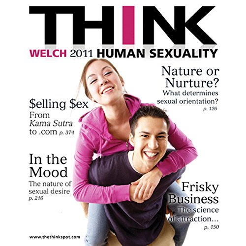 THINK Human Sexuality audiobook cover art