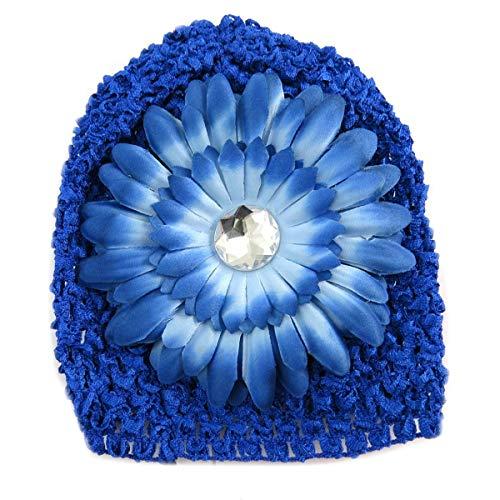 Les Trésors De Lily [Q5229 - Bonnet Enfant 'Petite Lily' Bleu