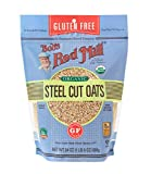 Best Steel Cut Oats - Bob's Red Mill Gluten Free Organic Steel Cut Review