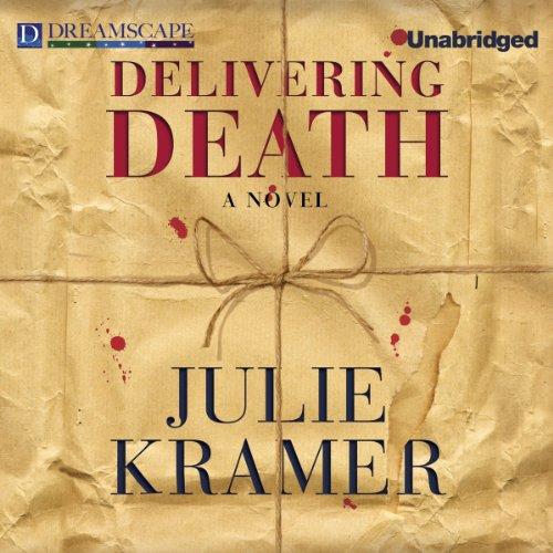 Delivering Death audiobook cover art