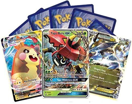 3x verschillende Pokémon V / GX of EX kaarten