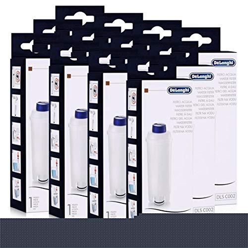 12er Pack DeLonghi Wasserfilter für Kaffemaschinen geeignet für ECAM, ESAM, ETAM, BCO,EC...