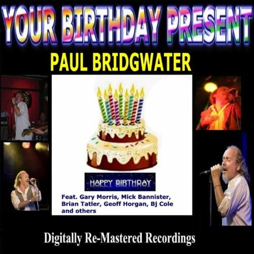 Paul Bridgwater
