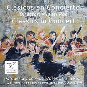 Clásicos en Concierto - Classics in Concert