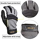 Immagine 2 cotop guanti da lavoro meccanico