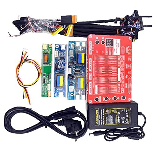 Panel-Screen-Tester T-80s-Laptop-TV/LCD/LED-Test-Tool-Kit-Hochdruckkarten-Stil1