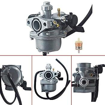 labwork Carburetor Assembly Fit for Honda 1997-2003 XR 70 R 2004-2012 Honda CRF 70 F XR70 CRF70 PB12H Carb