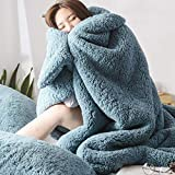 Ayanxh Heavy Blanket for Anxiety AdultsFlannel Fleece Throw Blankets Super Soft...