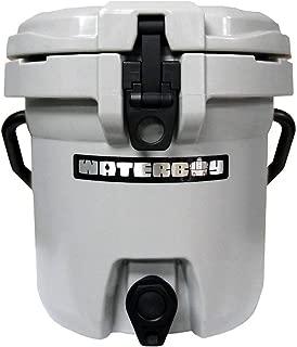 Fatboy 2.5 Gallon Waterboy Water Jug Cooler Gray