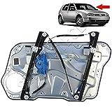 STARKIT PERFORMANCE Mécanisme lève vitre électrique Avant Gauche conducteur avec Panneau pour Volkswagen Golf 4 et Bora de 1997 à 2006.