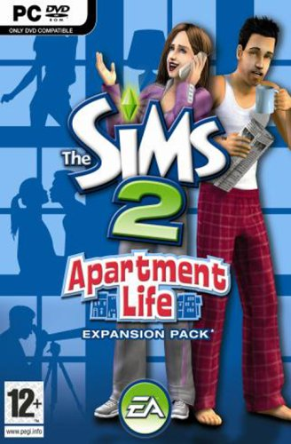 The SIMS 2: Apartment Life [UK Import]