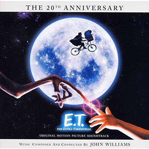 ユニバーサルミュージック『E.T. オリジナル・サウンドトラック 20周年アニヴァーサリー特別版(UICY-79109)』