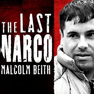 The Last Narco audiobook cover art