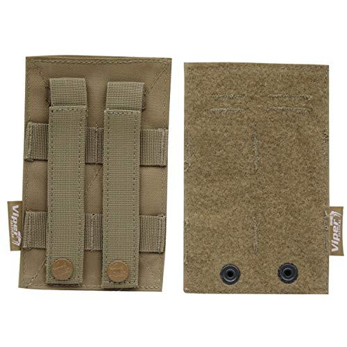 Viper Modular Adjustable Molle Admin ID Patch Flash Panel
