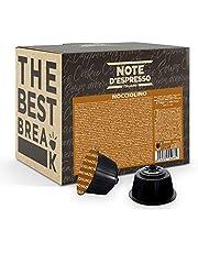Note d'Espresso - Noisette - Capsules de Café - Exclusivement Compatible avec les Machines à Capsules Dolce Gusto* - 48 x 12 g