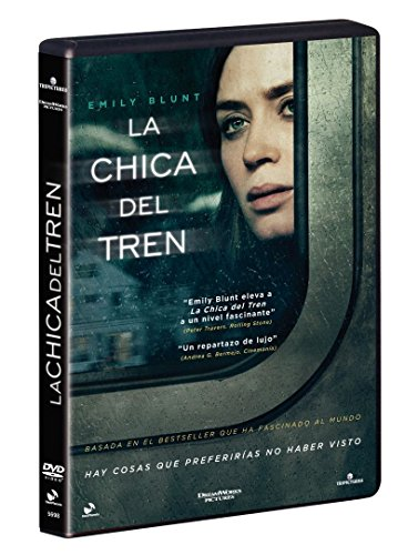 Girl on the Train (The Girl on the Train, Spanien Import, siehe Details für Sprachen)