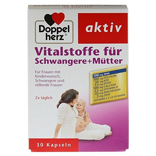 Doppelherz Nährstoffe für Schwangere und Mütter, 30 St