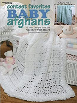 Contest Favorites Baby Afghans by [Leisure Arts]