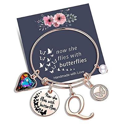 Yoosteel Memorial Jewelry Sympathy Gift, Now Sh...