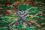 UB Fahne/Flagge Ranger Camouflage 90 cm x 150 cm Neuware!!!