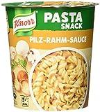 Knorr Pasta Snack Pilz-Rahm-Sauce 1 Portion, 70 g -
