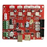 Andifany Suitable for X5S X5S-400 RepRap Ramps1.4 12864 LCD Control Board 3D Printer Motherboard